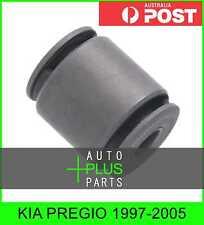 Fits KIA PREGIO 1997-2005 - Rubber Suspension Bush Front Upper Arm