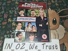 Parks And Recreation - Series 4 - Complete (DVD, 2014, 4-Disc Set)