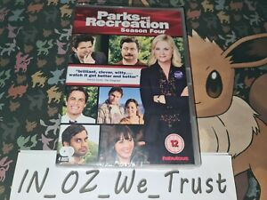 Parks And Recreation - Series / Season 4 (DVD, 2014, 4-Disc Box Set)