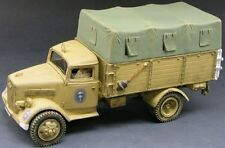 KING & COUNTRY AFRIKA KORPS AK037 WW2 GERMAN OPEL BLITZ TRUCK MIB