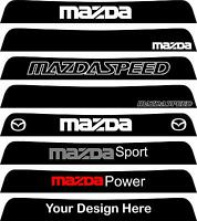Mazda Sunstrip for an Mazda 2  2007 to 2014 - pre cut, no trimming required!
