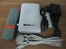 Digital Computer TV Program Receiver Analog TV BOX for CRT LCD Displayer DVD PS2