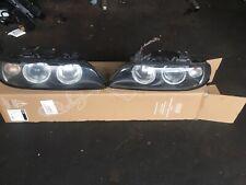 Bmw E39 5 Series Angel Eyes Head Lights 1996-2004