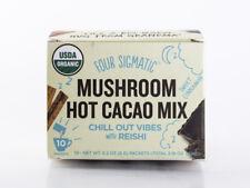 Four Sigmatic - Mushroom Hot Cacao (Chocolate) Mix - Reishi - 10 Packets