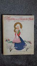 """Alice Poulleau  """" La Madone de la Blanche Epine """"  ill. par Josette Boland, 1951"""