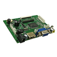 1 Stück Lcd 50pin Treiberplatine 7/8 In Ttl Lvds Controller Board Für Tragbare