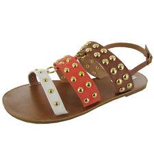 Steve Madden Women's Leather slingback Sandals & Flip Flops