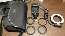 Sigma  EM-140 DG Ring Light/Macro Flash (NIKON)