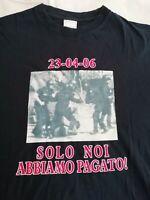 Maglia Ultras Sambenedettese calcio - Scontri Samb-Genoa 23-04-2006 - Originale