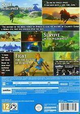 Jeux vidéo pour Nintendo Switch the legend of zelda: breath of the wild