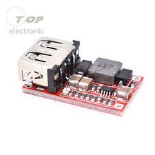 2PCS 6-24V 12V/24V to 5V 3A CAR USB Charger Module DC Buck step down Converter