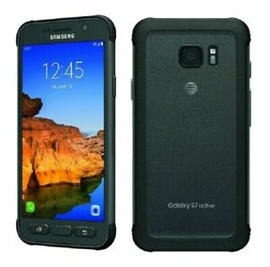 Samsung Galaxy S7 Active | G891A 32GB AT&T ONLY OR GSM Unlocked | GREAT 9-9.5/10