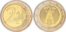 2 Euro Deutschland, Pille versetzt 2002A Fehlprägung, Pille verkehrt ausgestanzt