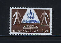 FRANCIA/FRANCE 1978 MNH SC.1623 Human Rights