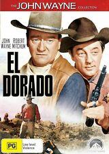 El Dorado DVD Region 4 John Wayne Robert Mitchum