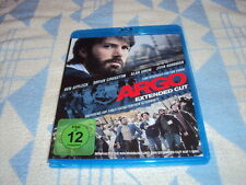 Argo (Extended Cut) [Blu-ray] Ben Affleck