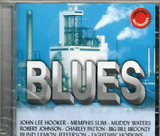CD 18TITRES  JOHN LEE HOOKER/CHARLEY PATTON/MUDDY WATERS NEUF SCELLE  DE 2005