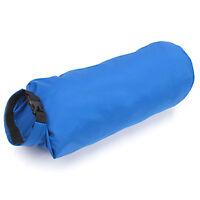 Wasserdichte Tasche 8L Packsack Outdoor Wasserfest Tasche Seesack Drybag Blau