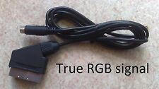 NEW RGB AV cable for Sega Mega Drive II (Genesis 2) - Megadrive 2 MD video SCART