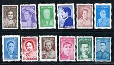 Philippines 1195-1208 MNH Josefa Llanes Escoda,Girl Scouts. 1973-1978