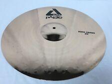 "Paiste Alpha 20"" Rock Crash Cymbal/Brand New & RARE!"