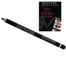 Crayon khôl noir - Blackest Black - Exposed Professional Cosmetics