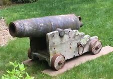 War of 1812 Cannon - fire ready!