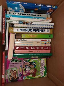 Magic box 50 Libri per bambini ragazzi usati Lotto Stock