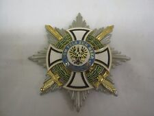 IMPERIAL GERMANY ORDER OF HOHENZOLLERN GRAND CROSS STAR 1841