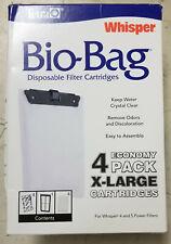 Tetra Whisper Bio-Bag X-Large Economy 4-Pack for Fresh Water Aquarium FULL PACK