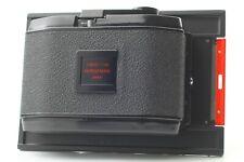【MINT】 Horseman 6x7 10EXP 120 Roll Film Back Holder for 4x5 from Japan #112