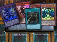 YuGiOh Card Bundle - 60 Cards!  -  5 Holo  & 5 rare Guaranteed /w 50 common!