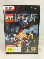 Lego : The Hobbit - New & Sealed - PC Game - DVD Rom