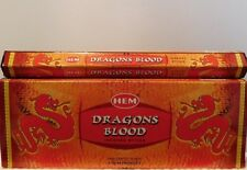 Hem  20         Dragons Blood        Incense  Sticks
