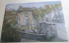 England The Old Bridge House Ambleside Hall LD15 - posted 1999