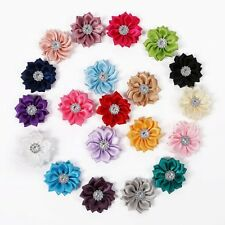 New Baby Kids Girls Headband DIY Flowers For  Bow Hair Accessories Corsage