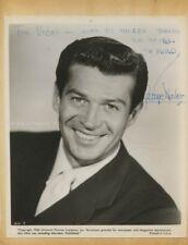George Nader - Inscribed Photograph Signed