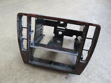 Doppio DIN Console Centrale VW Passat 3b 3bg pannello in legno cassetto 3b0858757