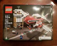 LEGO PIPER AIRPLANE SET # 400012. A TRUE 1 0F 1 RAREST PROTOTYPE !!!!