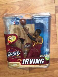 Neuf en Boîte Mcfarlane Basketball NBA Séries 22 Figurine Kylie Irving Motif