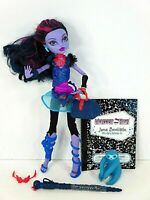 Monster High Doll Jane Boolittle 1st Wave First - Diary Pet Doll