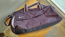 NIKE Athletic Training Duffel Gym Bag - BA2356 554 - Purple - *Japanese Market*