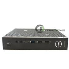 Dell Wyse 5070 Thin CLient Intel Celeron J4105 1.5GHz Ram 8GB SSD 32GB N11D001