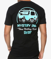 Scooby-Doo MYSTERY INC. T-Shirt NEW Licensed & Official Front & Back Design