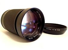 Contax Carl Zeiss Planar T* 135mm F/2 Lens for CY Mount - NEAR MINT