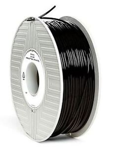 Verbatim 2.85mm Black PRIMALLOY 3D Printer Filament, 500g