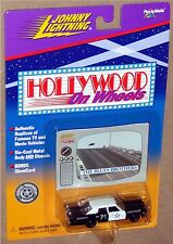 BLUES BROTHERS, Johnny Lightning 1:64, Hollywood On Wheels - NEW on Card!