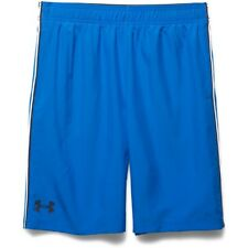 Under Armour UA Kid's Edge Shorts - Blue - (YMD) 9 -10 Years - New