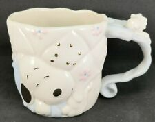 Baby Snoopy from Peanuts Character, Coffee Mug, Made by Lenox, Porcelain.