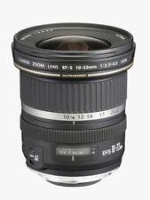 Objetivos gran angular fijo Canon para cámaras